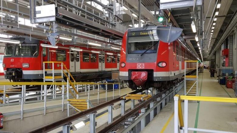 S Bahn Köln Nippes